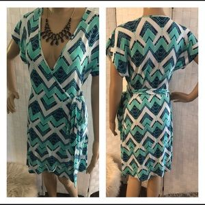 Tart Wrap Dress XS